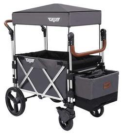 Keenz 7S Twin Baby Double Stroller Wagon Easy Fold W Canopy
