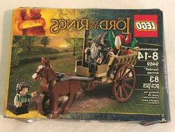 Lego 9469 Lord Of The Rings Gandalf Arrives NIB Wagon Horse