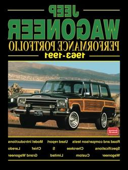 Jeep Wagoneer 1963-91 Performance Portfolio