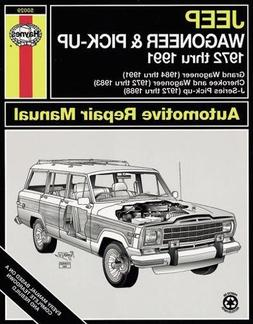 Jeep Wagoneer/J Series, '72'91