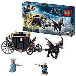 LEGO Fantastic Beast's Grindelwald's Escape 75951