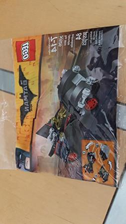 LEGO The LEGO Batman Movie Mini Ultimate Batmobile  Bagged