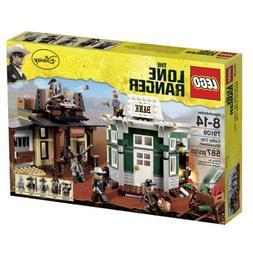 LEGO The Lone Ranger Colby City Showdown