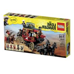 LEGO The Lone Ranger Stagecoach Escape