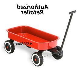 Morgan Cycle Tot Doll Wagon RED