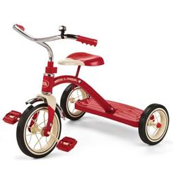 "Radio Flyer 34BX 10"" Red Classic Tricycle"