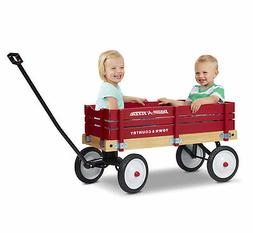 Radio Flyer Town & Country Wagon 36 In. X 16-1/2 In. X 9-1/2