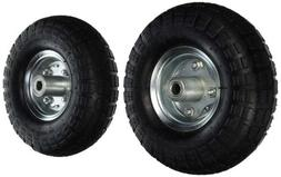 "10"" AIR TIRES Wheels for Handtruck Dolly Go Kart Wagon Hand"
