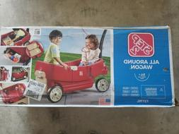 all around wagon kids red wagon brand