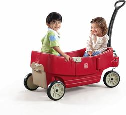 Step2 All Around Wagon, Red - Brand New In Box