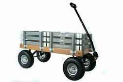 Amish-Made Berlin Flyer F410 Sport Express Wagon, Kid's Pull