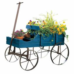 Amish Wagon Decorative Indoor/Outdoor Garden Backyard Plante