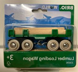 Brio B33696 Lumber Wagon - New, Sealed