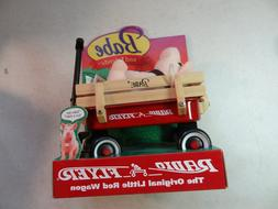 Babe and Friends Radio Flyer
