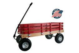 Berlin Loadmaster Vintage Wagon Cart Kids Wooden Riding Cart