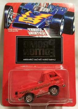 "Bill ""Maverick"" Golden's Dodge Little Red Wagon Johnny Light"