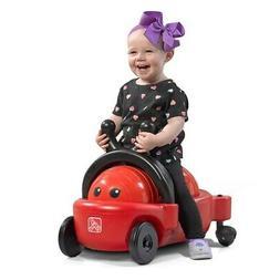 Step2 Bouncy Buggy Ladybug - Kids Ride-On