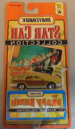 The Brady Bunch Station Wagon From the Star Car Matchbox Col