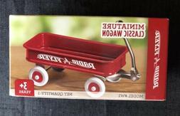 brand new mini classic real metal red