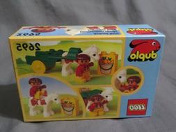 BRAND NEW VERY RARE VINTAGE 1997 LEGO DUPLO 2695 PONY CARRIA