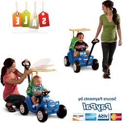 Car Stroller for Toddlers Riding Wagon Push Pull Boy Girl Gi