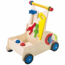 HABA Carpenter Pixie Limited Edition Walker Wagon for 10 Mon