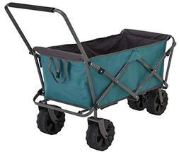 Uquip Outdoor Cart Buddy XL, Big Wheels, Heavy Duty Steel Fr