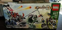 LEGO Castle 7038 Troll Assault Wagon FACTORY SEALED 2008 wit