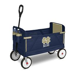 Radio Flyer 3-in-1 EZ Fold Wagon Childrens Wagons, Blue