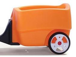 Step2 Choo Choo Trailer Wagon Accessory Toddlers Play Ride O