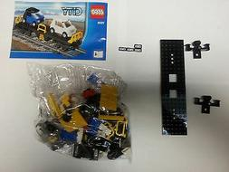 LEGO City 7939 Transporter Carrier Train Wagon Car