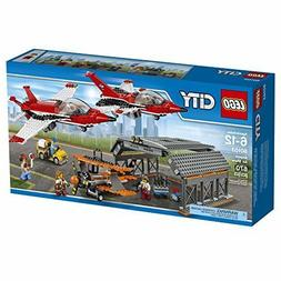 LEGO CITY Airport Passenger Terminal 60104 NEW Sealed