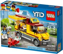 LEGO City Pizza Van 2017  - New - Sealed - Retired -
