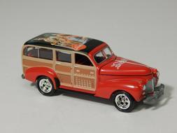 Johnny Lightning Coca-Cola Calendar Girl Series 41 Chevy Spe