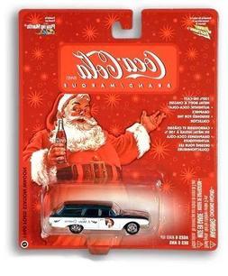 Coke Coca-Cola Santa & Polar Bears Collectable Johnny Lightn