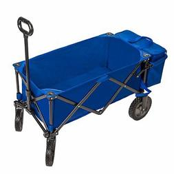Timber Ridge Collapsible Beach Wagon Folding Camping Utility