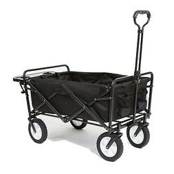 Mac Sports Collapsible Folding Outdoor Utility Wagon Wagon w