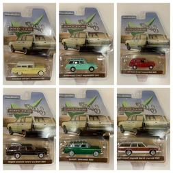 Greenlight Collectibles Estate Wagons Series 2, Choose Model