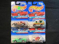 Hot Wheels Complete Set of Tropical Series & Surf 'N Fun Ser