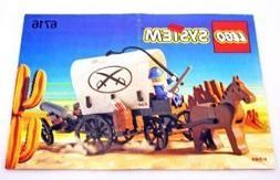 Lego  Covered Wagon 6716 block toys