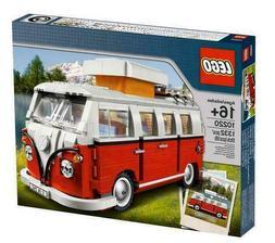 Lego Creator 10220 Volkswagen T1 Camper Bus Van 1332pcs New