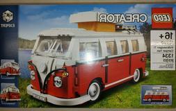 LEGO Creator Expert Volkswagen T1 Camper Van #10220 BRAND NE