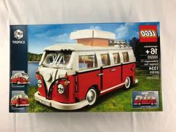 LEGO Creator Volkswagen T1 Camper Van 10220 NEW Sealed In Bo