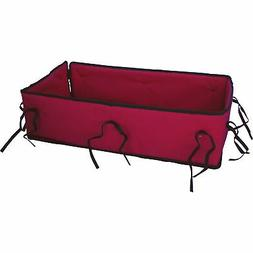 Cushioned Pad for Classic Red Convertible Wooden Wagon and S