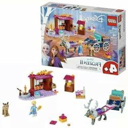 LEGO Disney Elsa's Wagon Adventure  Damaged Box Please Read