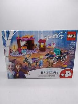 LEGO Disney Elsa's Wagon Adventure