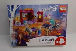 LEGO DISNEY ELSA'S WAGON ADVENTURE  - 116 PIECES
