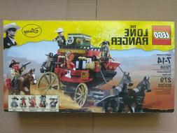 LEGO Disney THE LONE RANGER Stagecoach Escape  - NEW & Facto