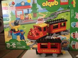 Lego Duplo 10874 Steam Train - NEW !!! 10875 Dulpo trains