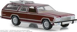GREENLIGHT ESTATE WAGON 1985 MERCURY GRAND MARQUIS COLONY PA